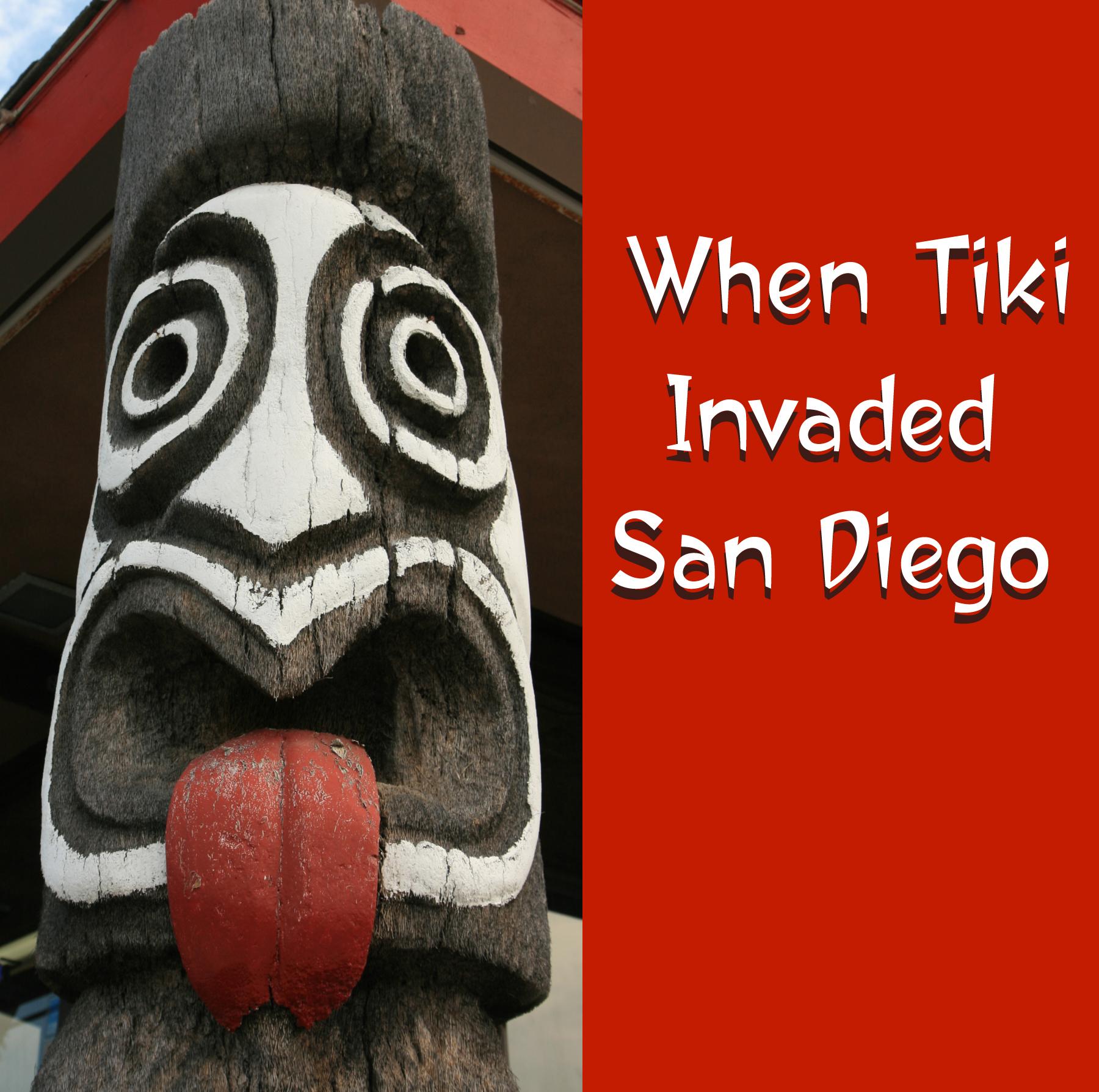 Tiki Head 2 sm