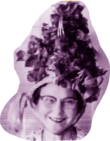 Flower Hat Mae